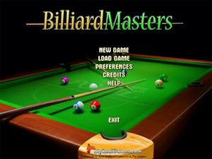 Game Biliard PC