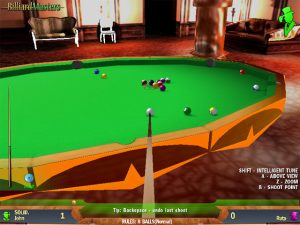 Game Biliard PC Gratis