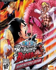 One Piece Burning Blood-1