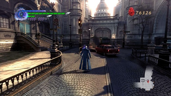 Devil May Cry 4 479 Mb