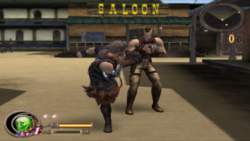 God Hand Game PS2 ISO PC Free Download