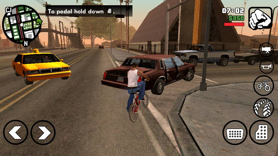 Download GTA San Andreas Apk + Data for Android 2017
