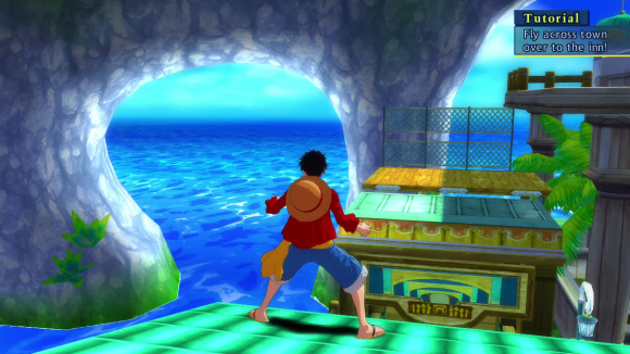 Anime Bergenre Petualangan Fantasy One Piece Unlimited World Red Deluxe Edition Free Download