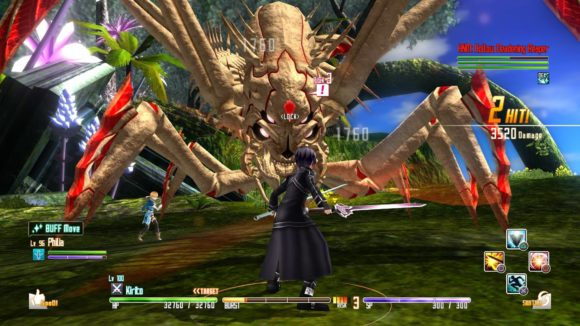 Sword Art Online Hollow Fragment PC Game Free Download